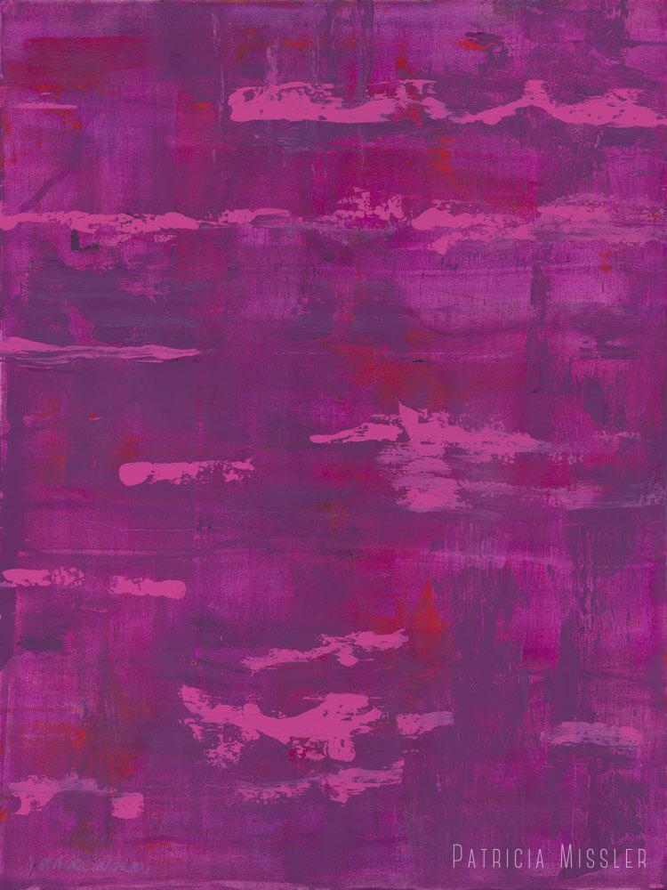 Patiently Purple